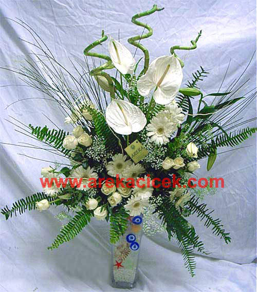 Özel Dizayn Aranjmanlar çiçekler